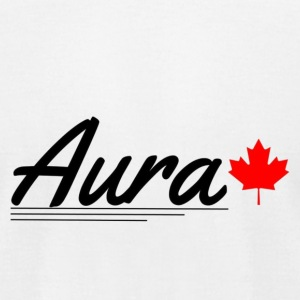Aura FInesse - Men's T-Shirt by American Apparel