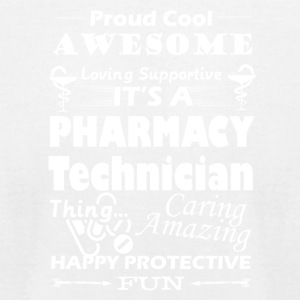 IT'S A PHARMACY TECHNICIAN THING - Men's T-Shirt by American Apparel