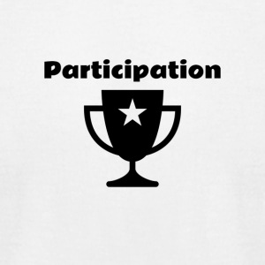 Participation Trophy - Men's T-Shirt by American Apparel