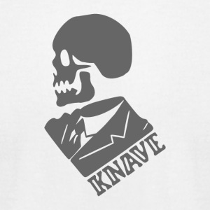 The Knave - Men's T-Shirt by American Apparel