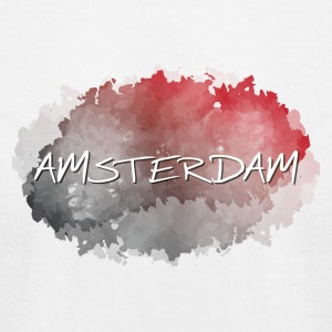 Amsterdam - Men's T-Shirt by American Apparel
