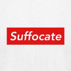 Suffocate - Men's T-Shirt by American Apparel