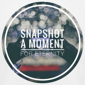 snapshot eternity - Men's T-Shirt by American Apparel
