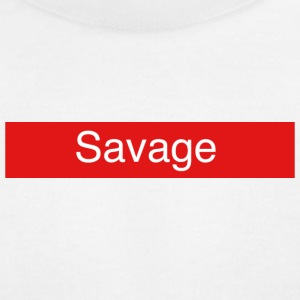 Savage merch - Men's T-Shirt by American Apparel