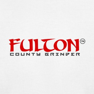 FULTON COUNTY GRINDER - Men's T-Shirt by American Apparel