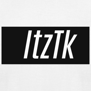 ITZTK SHIRT LOGO - Men's T-Shirt by American Apparel