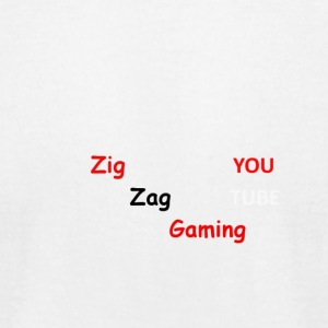 ZigZagGAMING Sweatshirt - Men's T-Shirt by American Apparel