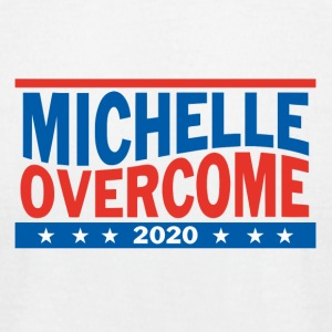 Michelle_Overcome_2020 - Men's T-Shirt by American Apparel