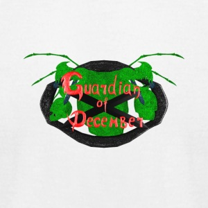 Guardian Of December logo - Men's T-Shirt by American Apparel