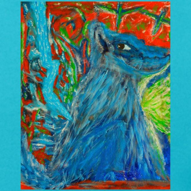 Dog of Thunder by Jason Gallant