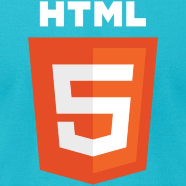HTML5 Logo 512 whiteGrand png