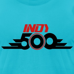 CAR SPORT 500 - Men's T-Shirt by American Apparel