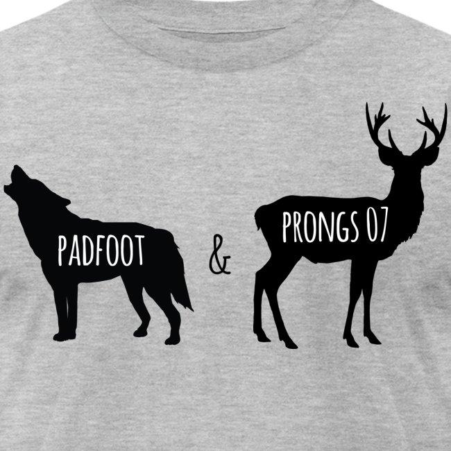 Padfoot & Prongs07 Black