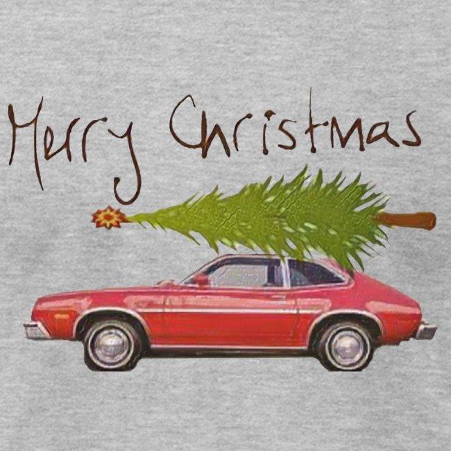 Ford Pinto Merry Christmas