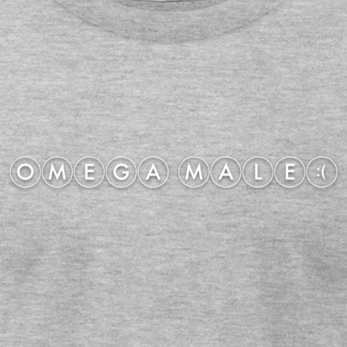 omegamale - Unisex Jersey T-Shirt by Bella + Canvas