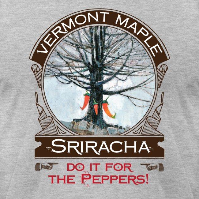 Vermont Maple Sriracha