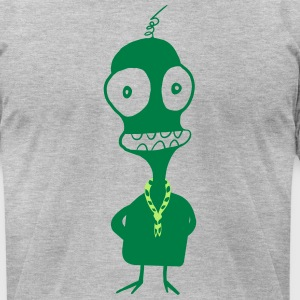 Scout funny monster - Men's T-Shirt by American Apparel