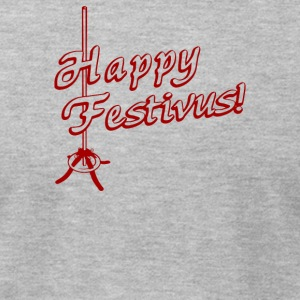 Happy Festivus - Men's T-Shirt by American Apparel