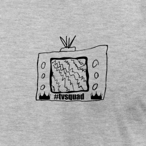 tv squad logo - Men's T-Shirt by American Apparel