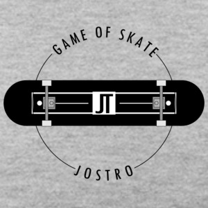 game of skate - Men's T-Shirt by American Apparel