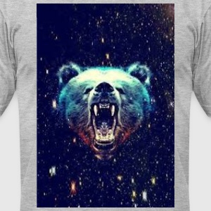 My Bear - Men's T-Shirt by American Apparel