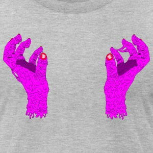 The Hands - Men's T-Shirt by American Apparel