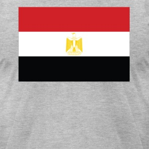 Flag of Egypt Cool Egyptian Flag - Men's T-Shirt by American Apparel