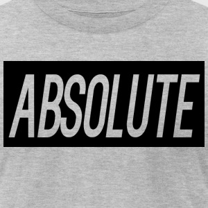 Absolute - Men's T-Shirt by American Apparel