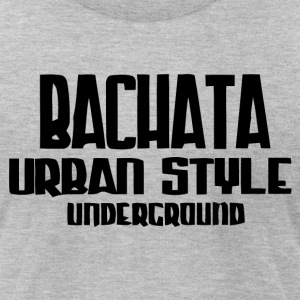 Bachata Urban Style Underground - Men's T-Shirt by American Apparel