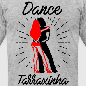 dance_tarraxinha - Men's T-Shirt by American Apparel