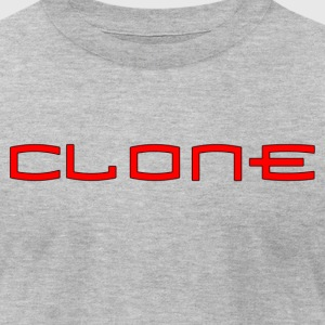 Clone - Men's T-Shirt by American Apparel