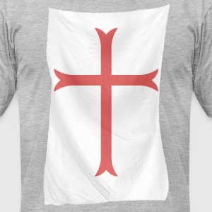 Crusader - Men's T-Shirt by American Apparel