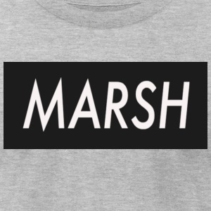 marsh apperal - Men's T-Shirt by American Apparel