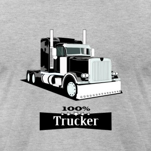 Truck - Men's T-Shirt by American Apparel
