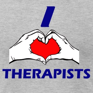 Therapist design - Men's T-Shirt by American Apparel