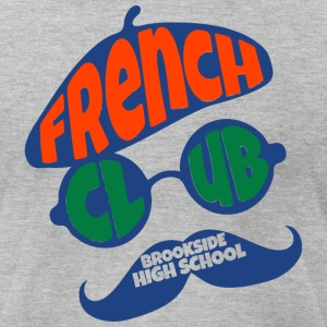 BROOKSIDE HIGH SCHOOL - Men's T-Shirt by American Apparel