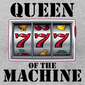 Queen Of The Machine - Men's T-Shirt by American Apparel