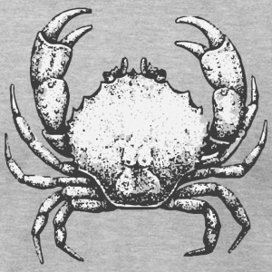 Crab - Men's T-Shirt by American Apparel