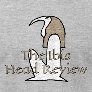 The Ibis Head Review Logo - Men's T-Shirt by American Apparel