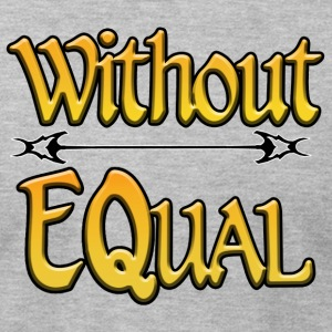 Without EQual - Men's T-Shirt by American Apparel