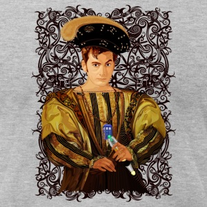 10th Doctor parody - Men's T-Shirt by American Apparel