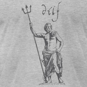 Ancient DILF - Men's T-Shirt by American Apparel