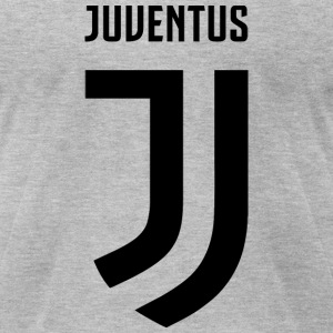 juve new logo - Men's T-Shirt by American Apparel