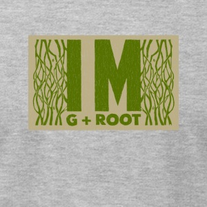 I M G+ROOT - Men's T-Shirt by American Apparel