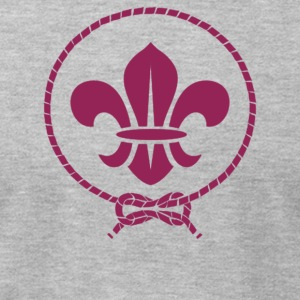 World scout movement - Men's T-Shirt by American Apparel