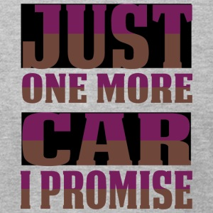 Just One More Car I Promise T Shirt - Men's T-Shirt by American Apparel