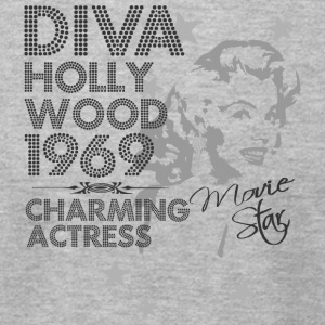 Hollywood actress - Men's T-Shirt by American Apparel