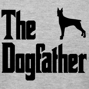 The Dog Father Doberman - Men's T-Shirt by American Apparel