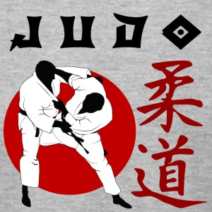 judo black - Men's T-Shirt by American Apparel