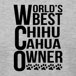 World's Best Chihuahua Owner - Men's T-Shirt by American Apparel